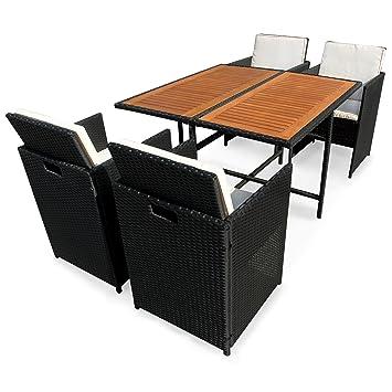 Amazon.de: Indoba Gartenmöbel Set, 5-teilig \