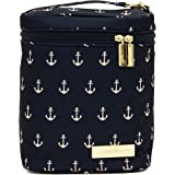 Ju-Ju-Be Legacy Nautical Collection Fuel Cell Insulated Bottle and Lunch Bag, The Admiral