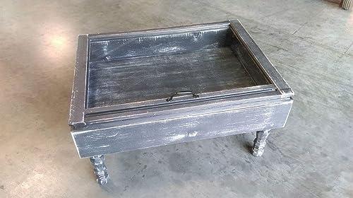 Amazon Com Custom Coffee Table Shadow Box Coffee Table Rustic