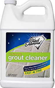 Ultimate Grout Cleaner: Best Grout Cleaner for Tile and Grout Cleaning, Acid-Free Safe Deep Cleaner & Stain Remover for Even The Dirtiest Grout, Best Way to Clean Grout in Ceramic, Marble. Gallon