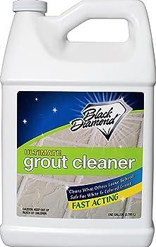 Black Diamond Stoneworks UGC-QT2-BR Grout Shower Tile Cleaner