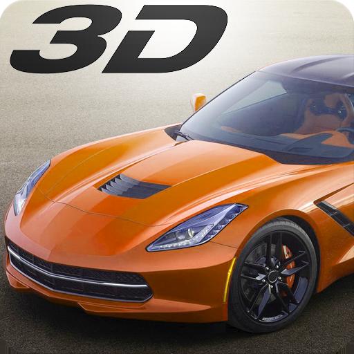 Corvette Drag - 1