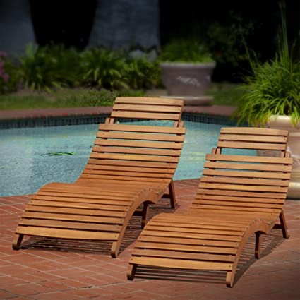Amazon Outdoor Chaise Lounge