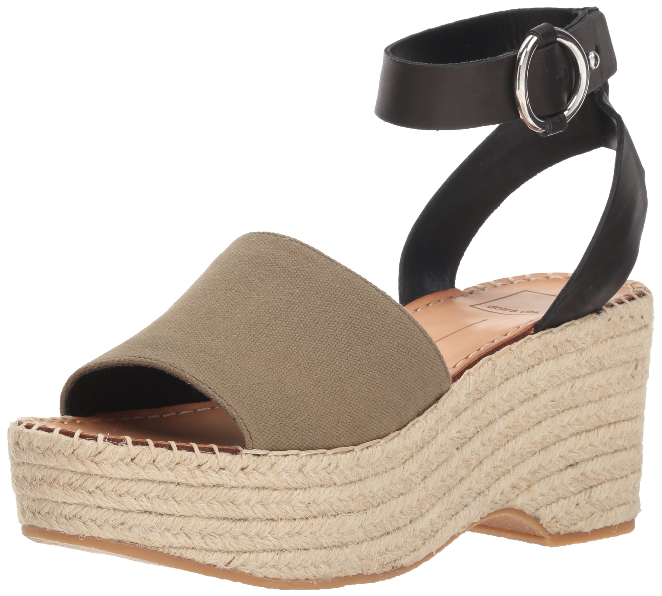 c68ca14a9a13 Galleon - Dolce Vita Women s Lesly Wedge Sandal