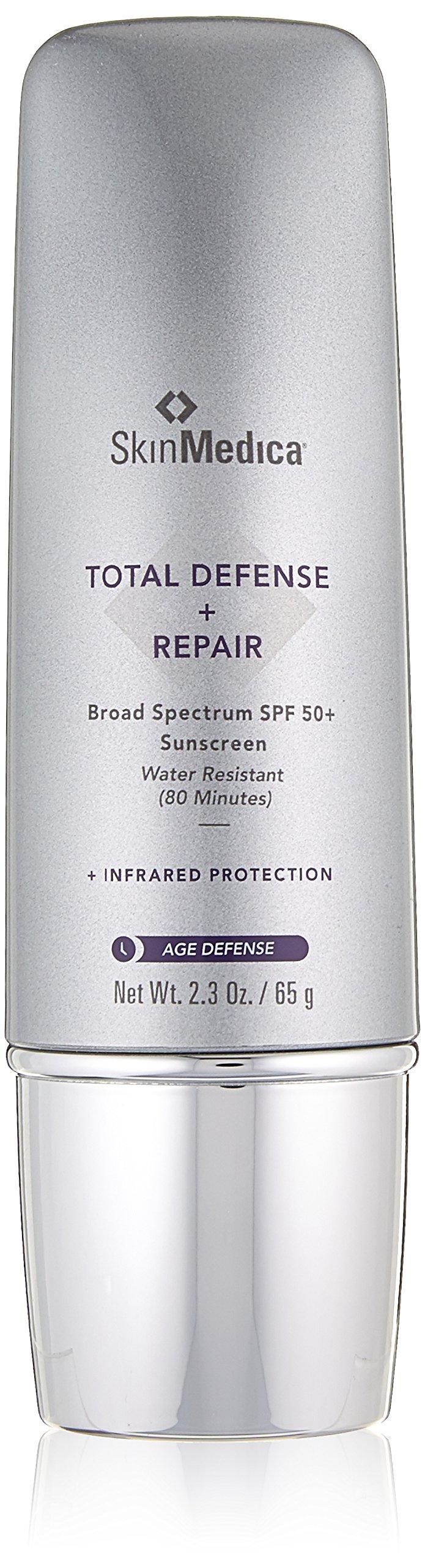 SkinMedica Total Defense Plus Repair Sunscreen, SPF 50, 2.3 oz. by SkinMedica