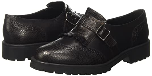 Lalu « Mujer 25166 Taille Des Pantoufles Noires: 37 I DdyUa