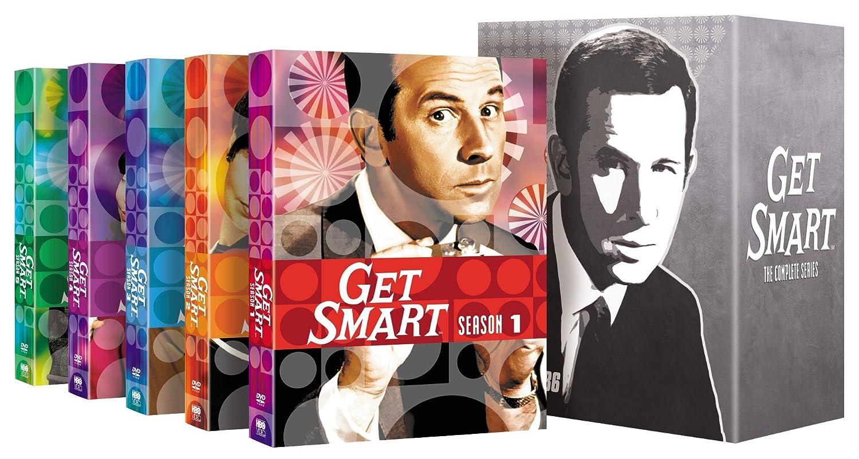 Get Smart: Complete Series [DVD] [Import] B001E0O8DA