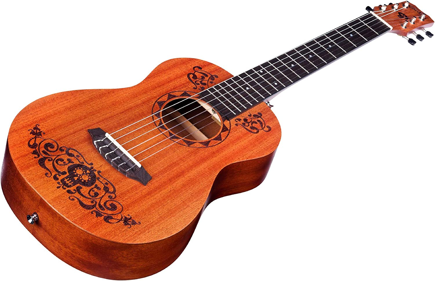 Cordoba Guitars Coco Mini MH/MH W/B - Mini classical guitar ...