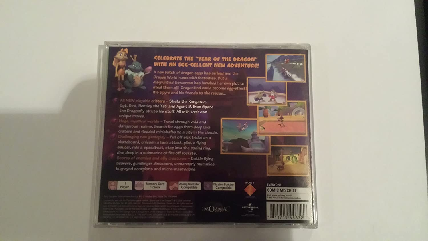 amazon com spyro year of the dragon unknown video games
