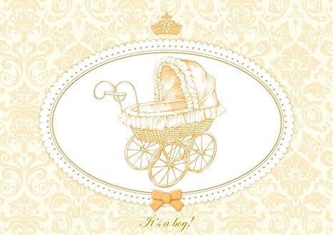 Tarjeta de nacimiento para bebé, tarjeta de felicitación ...