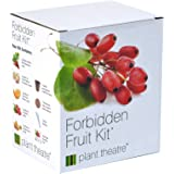 Plant Theatre Forbidden Fruit Kit - 5 Delectable Fruits to Grow - Gift Idea