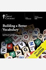 Building a Better Vocabulary Audible Audiobook