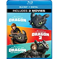 Deals on How to Train Your Dragon: 3-Movie Collection 4K UHD Digital