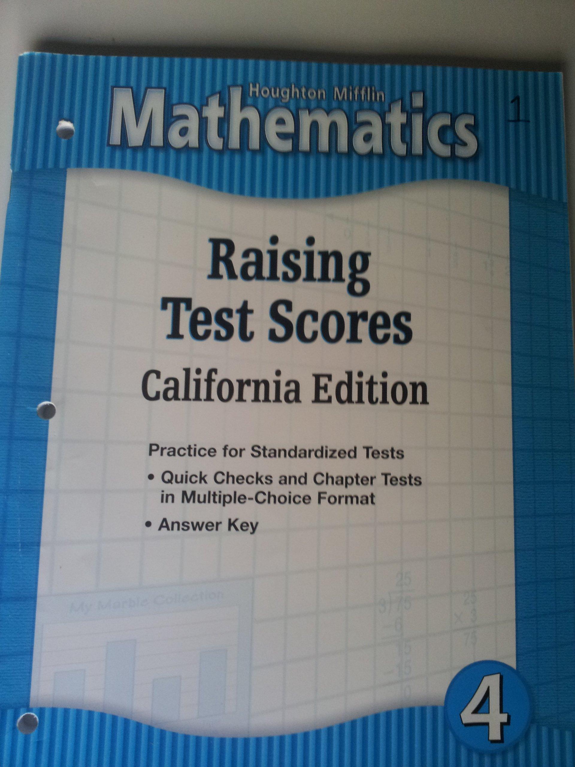 Math Raising Test Scores LV 4 CA 02 pdf epub
