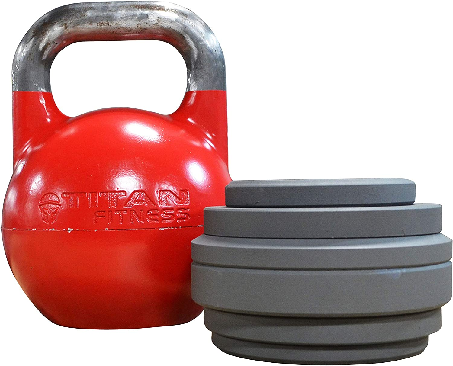 Titan Adjustable Competition Style Kettlebell 12 KG – 32 KG