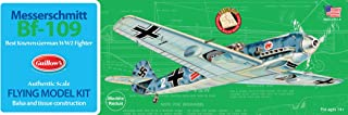 product image for Guillow's Messerschmitt Bf-109 Model Kit