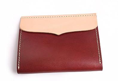 19b73b050944 Jack&Chris 財布 ミニウォレット 小銭入れ カード入れ コインパース 極薄 男女兼用 3カラー