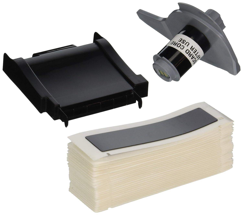 W BRADY M71EP-171-593-BK Label Cartridge,Black,1 In