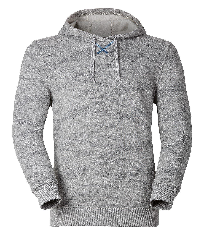 Odlo Herren Sweatshirt Kapuzenshirt Hoody Midlayer Ski Pullover 292722