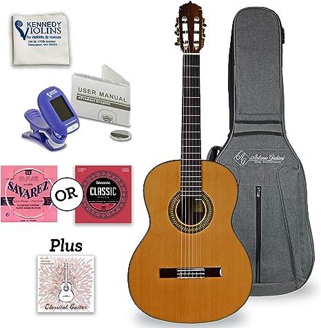 Antonio Giuliani CL6 palisandro guitarra clásica: Amazon.es ...