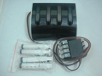 Sistema de tinta continua CISS para Epson WF-3520 WF-3540 wf-635 ...