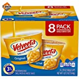 Velveeta Shells & Cheese Pasta, Original, Single Serve Microwave Cups, 8Count 2 Pack