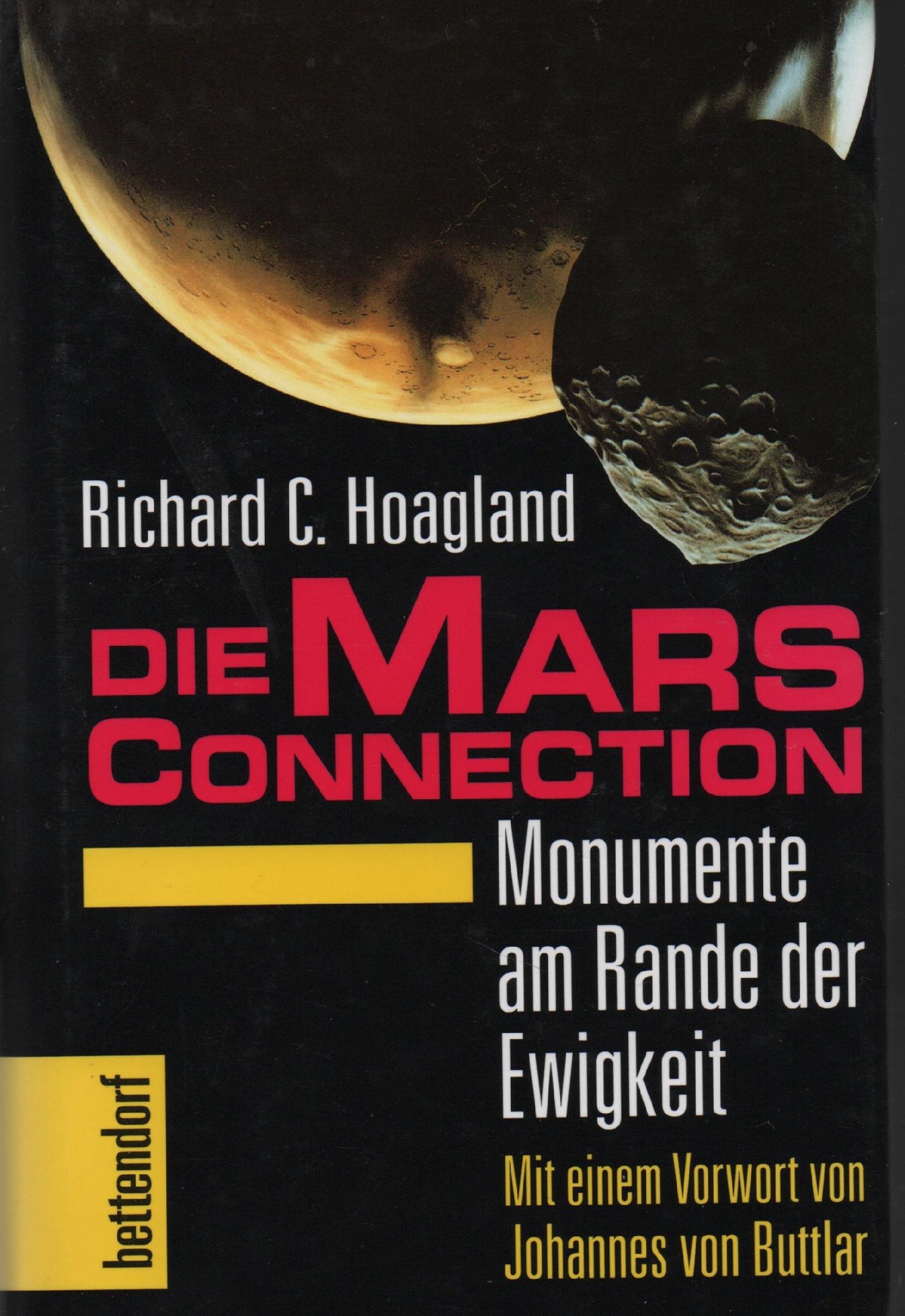 Die Mars-Connection. Monumente am Rande der Ewigkeit