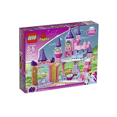 LEGO DUPLO 6154 Disney Princess Cinderella's Castle: Toys & Games
