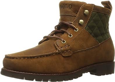 Polo Ralph Lauren botas de Rupert para hombre: Amazon.es: Zapatos ...