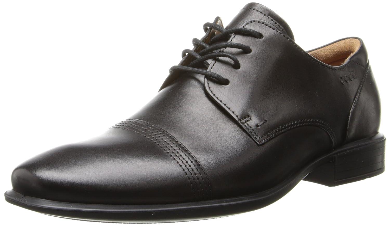 Ecco Men s Cairo Cap Toe Tie  Amazon.ca  Shoes   Handbags 960fab03325