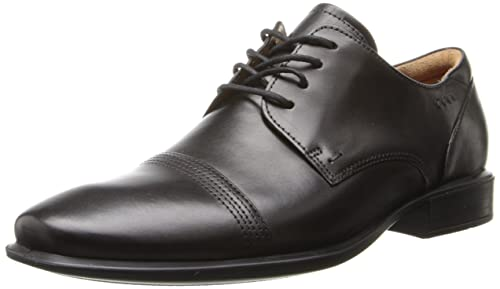 8b6c316bc76 Ecco Men s Cairo Cap Toe Tie  Amazon.ca  Shoes   Handbags
