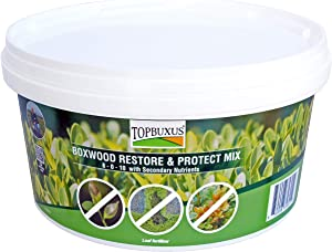 TOPBUXUS Boxwood Restore & Protect Mix 40 Tablets for 4,000ft2