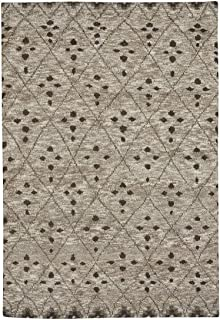 product image for Capel Fortress-Cobblestone Tan 5' x 8' Rectangle Hand Knotted Rug