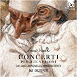 Vivaldi:Conciertos para 2 violines