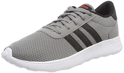 reputable site f52eb 2c23d adidas Unisex-Kinder Lite Racer Gymnastikschuhe Mehrfarbig (Grey Three F17core  Black