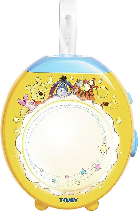 Winnie the Pooh T71862 - Proyector musical: Amazon.es: Bebé