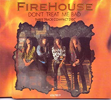 amazon don t treat me bad firehouse 輸入盤 音楽
