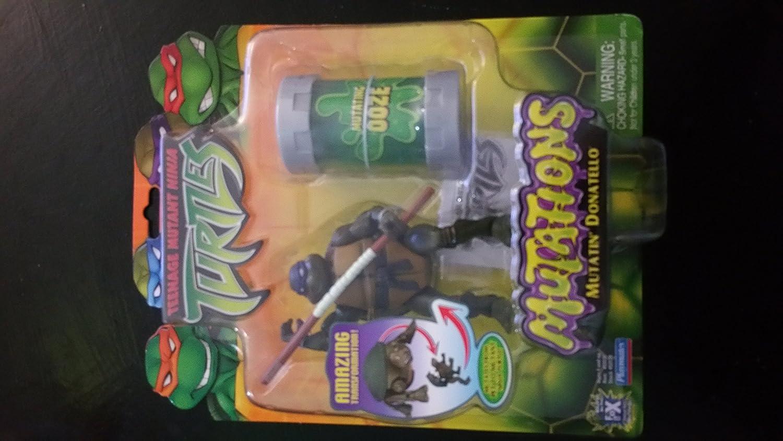 Teenage Mutant Ninja Turtles: Mutations - Mutatin' Donatello Action Figur