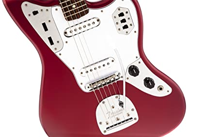 Fender Road Worn 60s Jaguar RW CAR · Guitarra eléctrica: Amazon.es: Instrumentos musicales