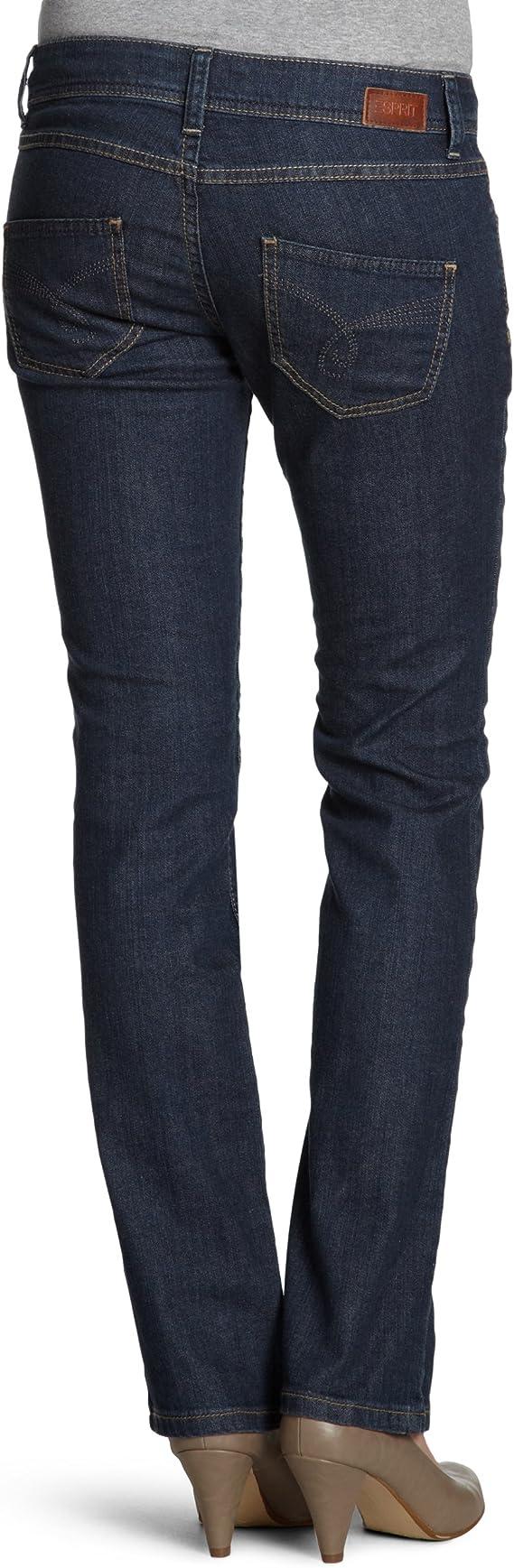 ESPRIT Damen Straight Fit (Gerades Bein) Jeanshosen