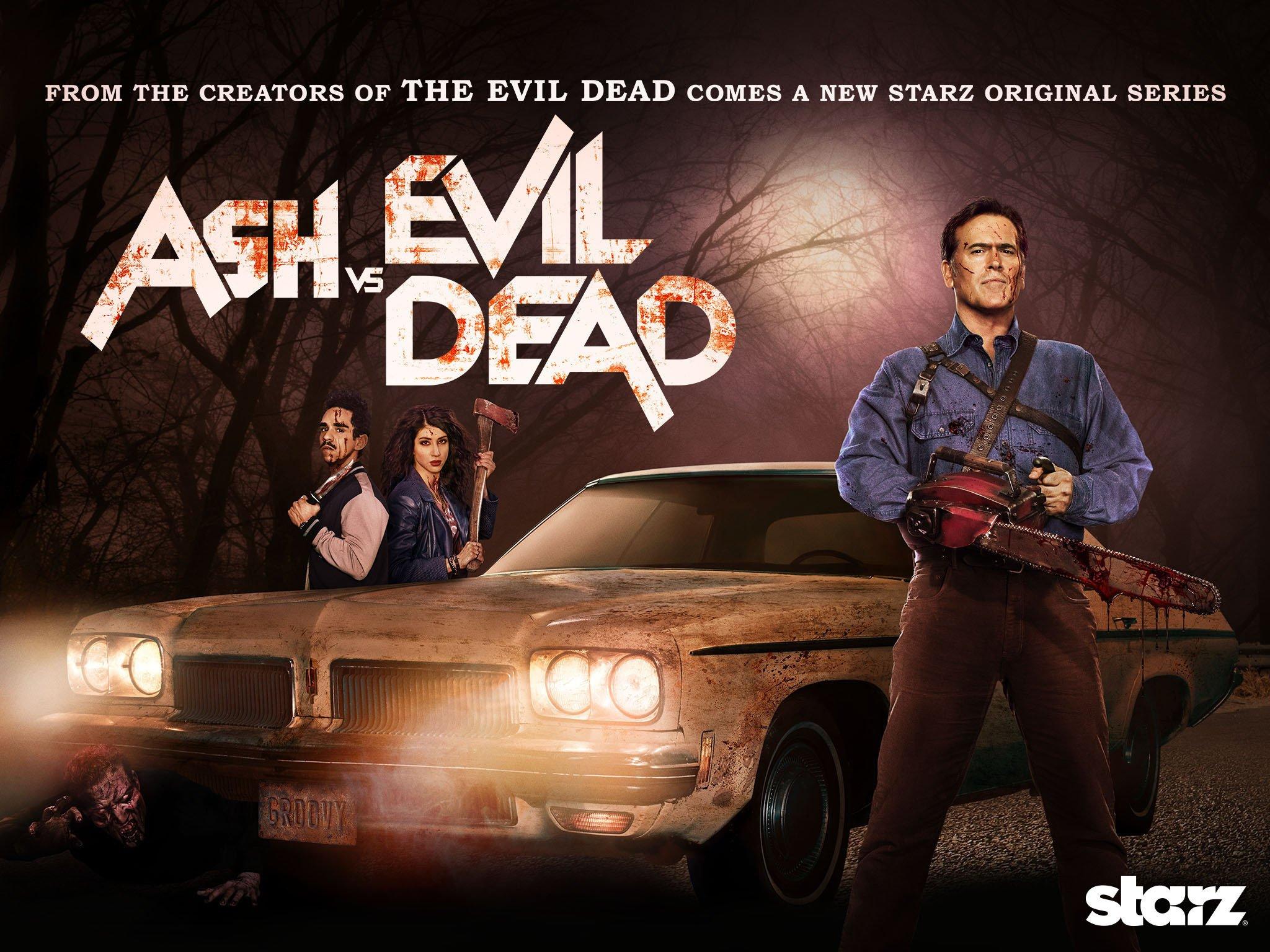 Ash Vs Evil Dead Season 1 Watch Online Now With Amazon Instant