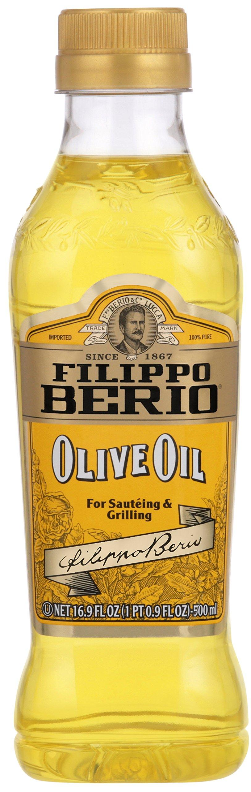 Filippo Berio Olive Oil, 16.9 Ounce