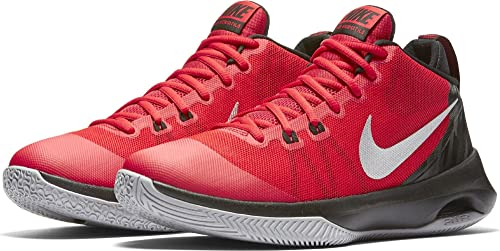 hot sale online 2529e ef191 Image Unavailable. Image not available for. Colour  Nike Mens Air Versitile  NBK Basketball-Shoes (10.5 D US, University Red