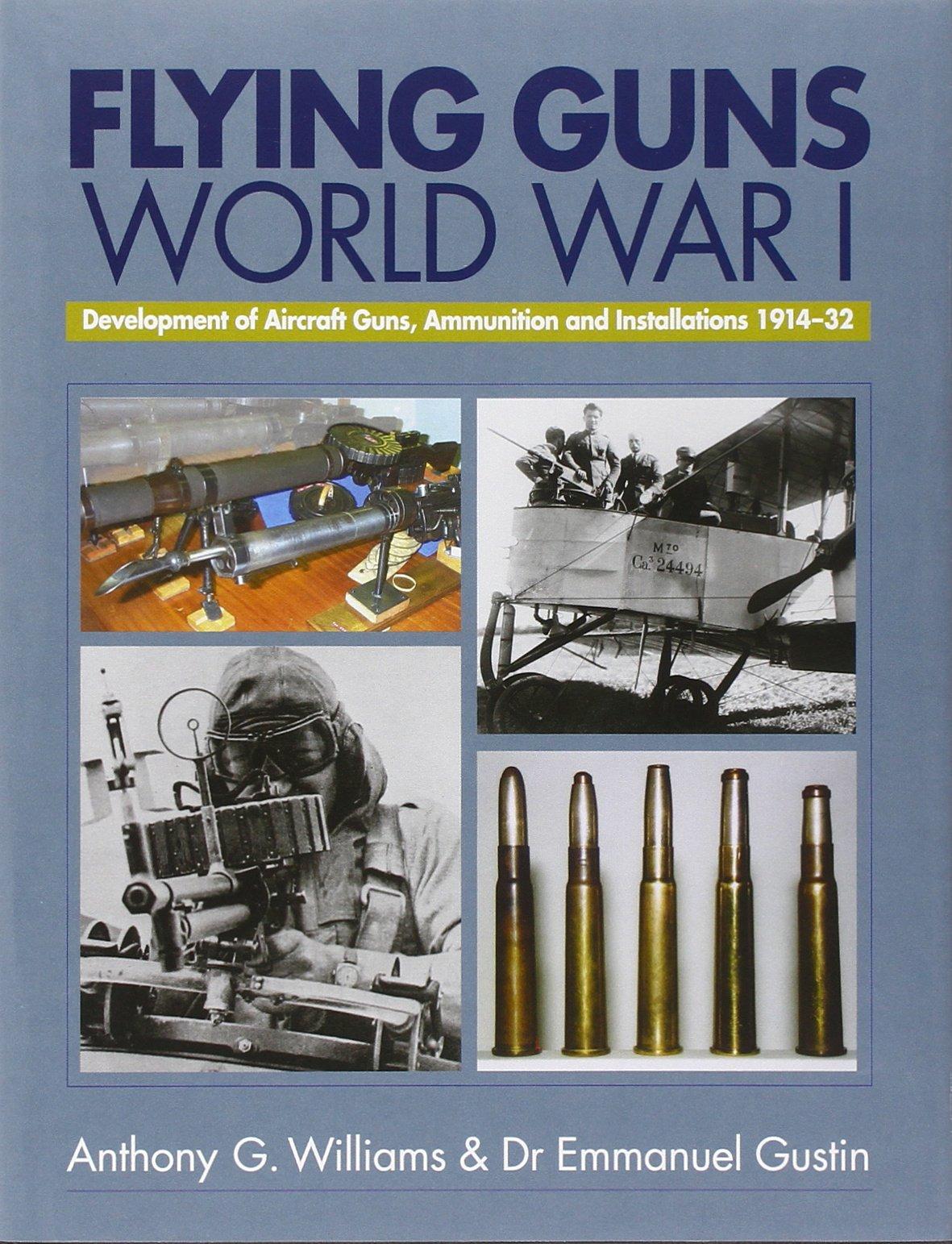 Flying Guns of World War I PDF