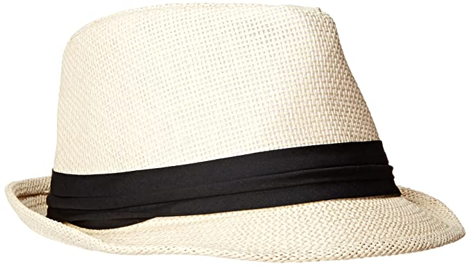 3b2f70c1592 Image Unavailable. Image not available for. Color  Short Brim Paper straw  Fedora
