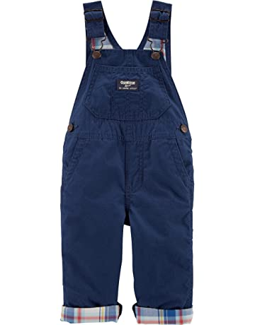 e4156a40f OshKosh B'Gosh Baby Boys' World's Best Overalls
