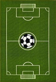 All Stars Soccer Ground Kids Rug, ...