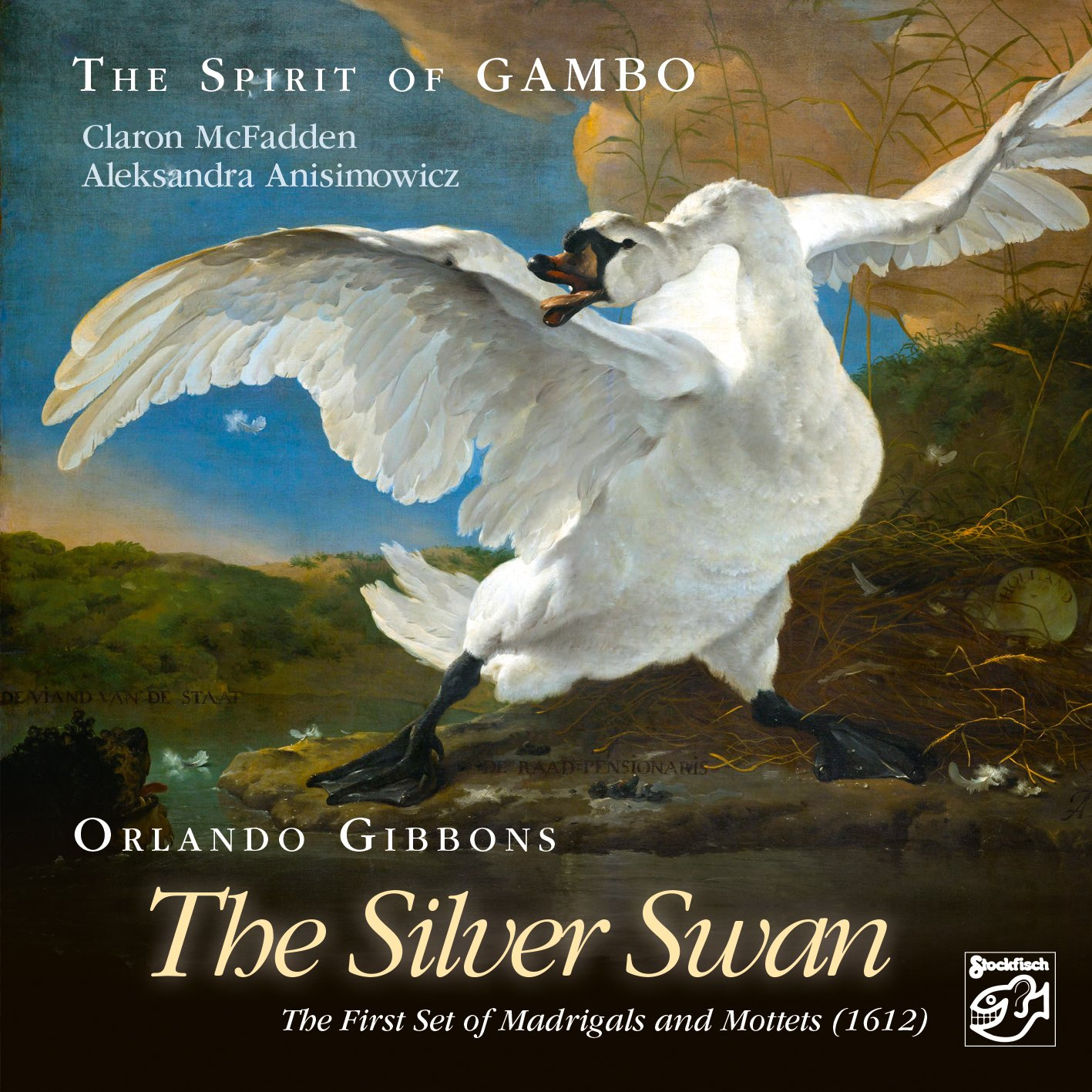 ORLANDO GIBBONS THE SILVER SWAN