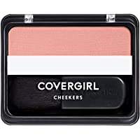 COVERGIRL Cheekers Blendable Powder Blush Brick Rose, .12 oz