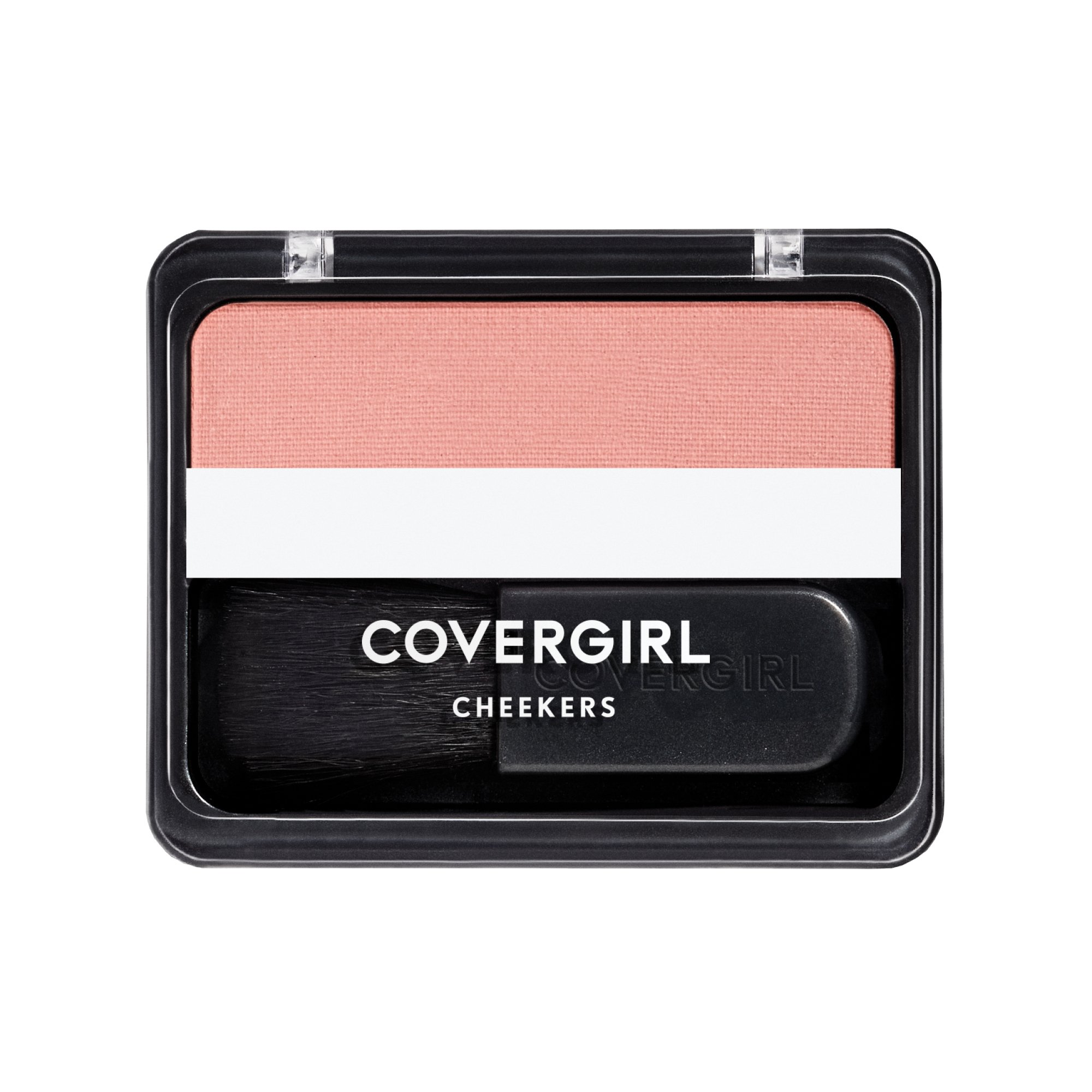 COVERGIRL Cheekers Blendable Powder Blush, Brick Rose (Packaging May Vary)